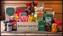 Irish Taste Club Basket
